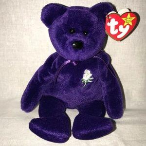 Original Ty Princess Bear